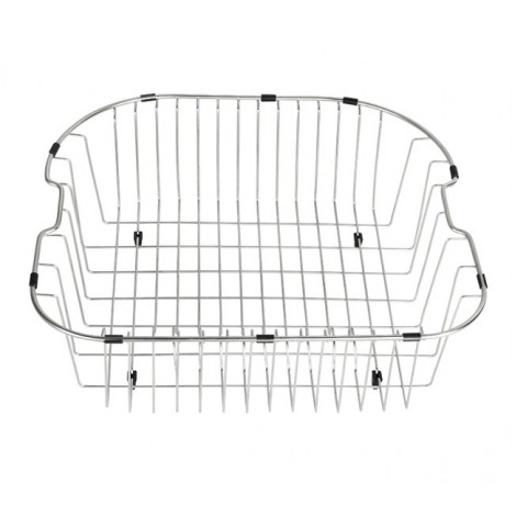 Discontinued-Stainless Steel Rinse Basket