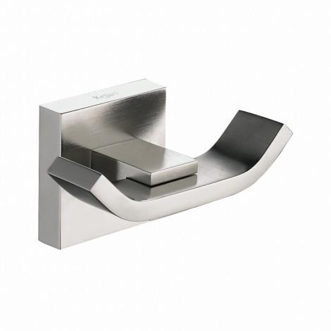 KRAUS Aura Bathroom Accessories Double Hook