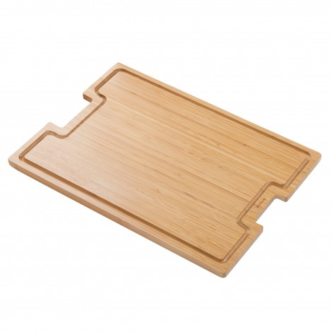 Workstation Kitchen Sink Solid Bamboo Cutting Board/Serving Board