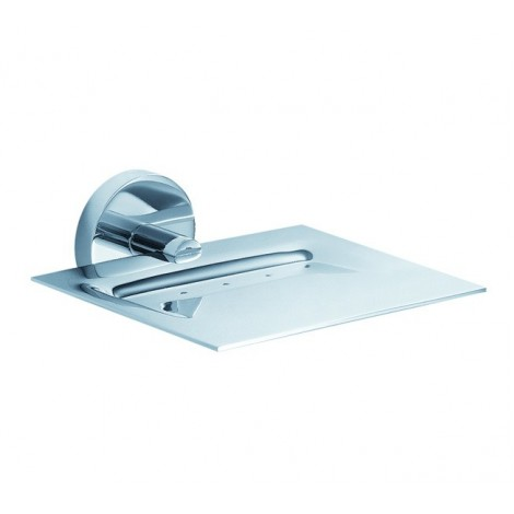 Disontinued - KRAUS Imperium Bathroom Accessories - Wall-mounted Brass Soap Dish