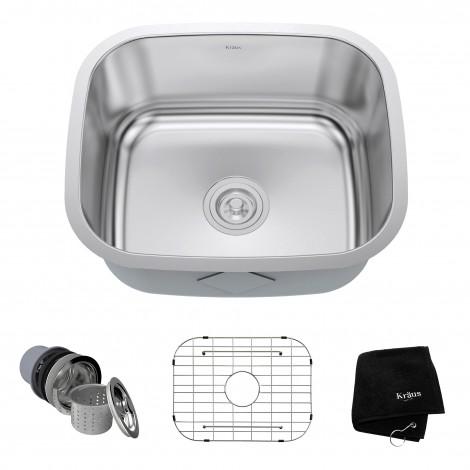 KBU12 Кухонна мийка серії Premier
