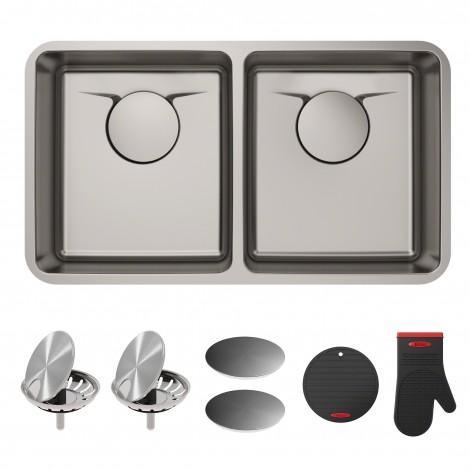 KD1UD33B Кухонная мойка серии Dex