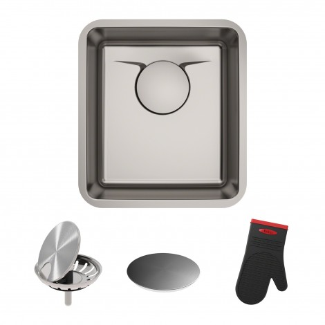 KD1US17B Кухонная мойка серии Dex