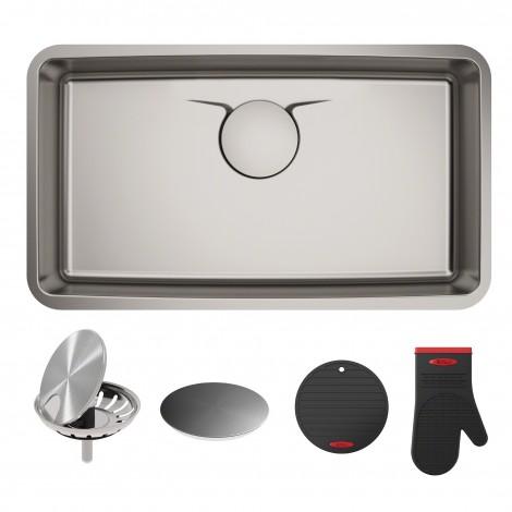 KD1US33B Кухонная мойка серии Dex