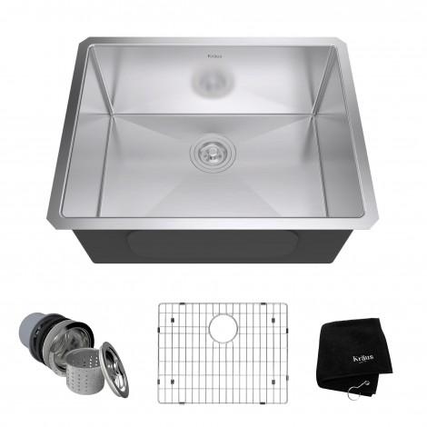 KHU101-23 Кухонная мойка серии Precision