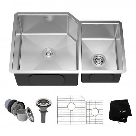 KHU123-32 Кухонная мойка серии Precision