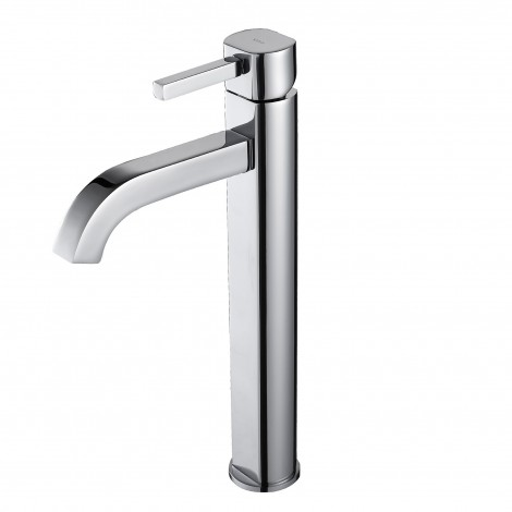 KRAUS Ramus Single Lever Vessel Bathroom Faucet