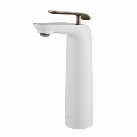 KRAUS Seda™ Single Lever Vessel Bathroom Faucet