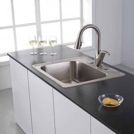 KPF-2120 Смеситель для кухни